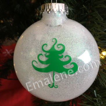 Christmas Tree Ornament #christmas #holiday #handmade #ornament #season
