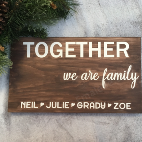 Together we are family – Emalene.com